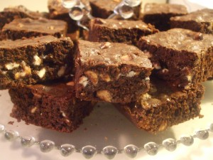 Whole Wheat Brownies