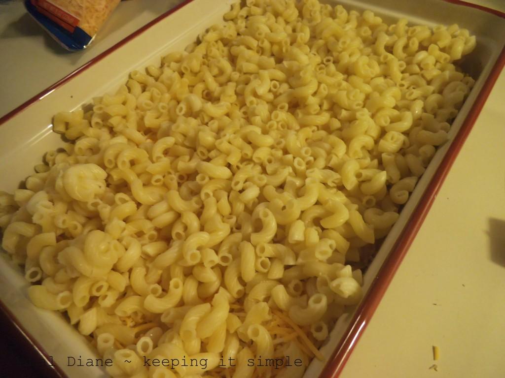 Macaroni and Cheese 014