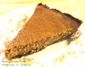 Pumpkin Cheesecake 14a