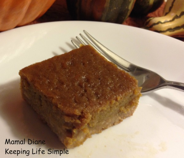 Pumpkin Pie Bars 014
