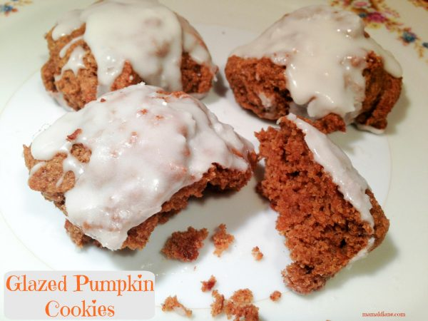 Glazed-Pumpkin-Cookies text