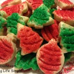 Cut-out Christmas Cookies 7