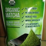 Organic Matcha Green Tea Latte 3