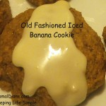 Old Fashioned Iced Banana Cookies 035
