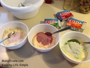 Rainbow Cupcakes Made With Jello 056