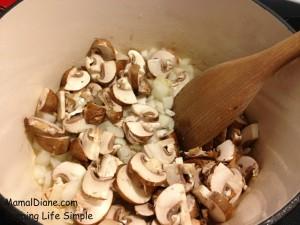 Chicken & Mushroom Soup 002
