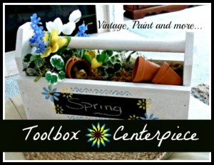 Toolbox centerpiece