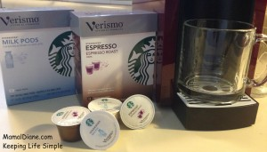 Verismo System #Starbucks #Staples 074