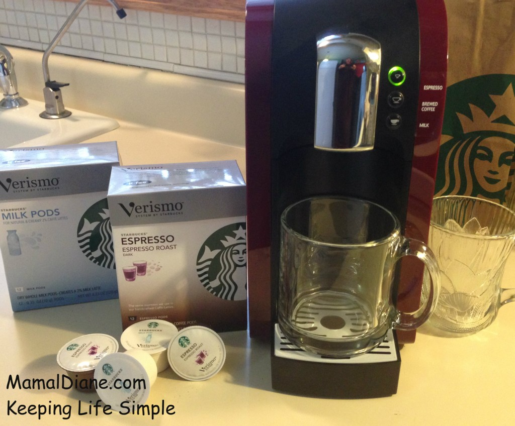 Verismo System #Starbucks #Staples 078