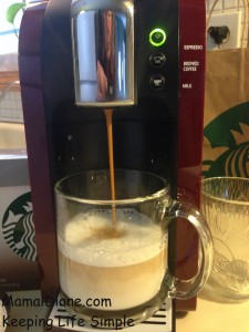 Verismo System #Starbucks #Staples 082