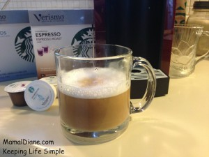 Verismo System #Starbucks #Staples 097
