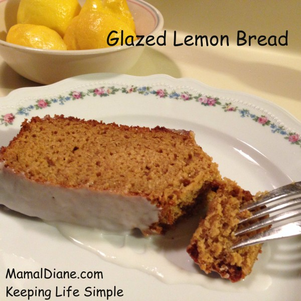 Glazed Lemon Bread 085