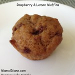 Raspberry & Lemon Muffins 10