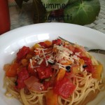 Simple Summer Spaghetti Sauce 148