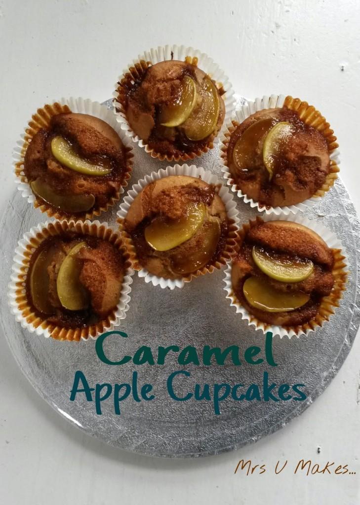 Caramel Apple Cupcakes (1)