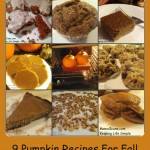 9 Pumpkin Recipes for Fall