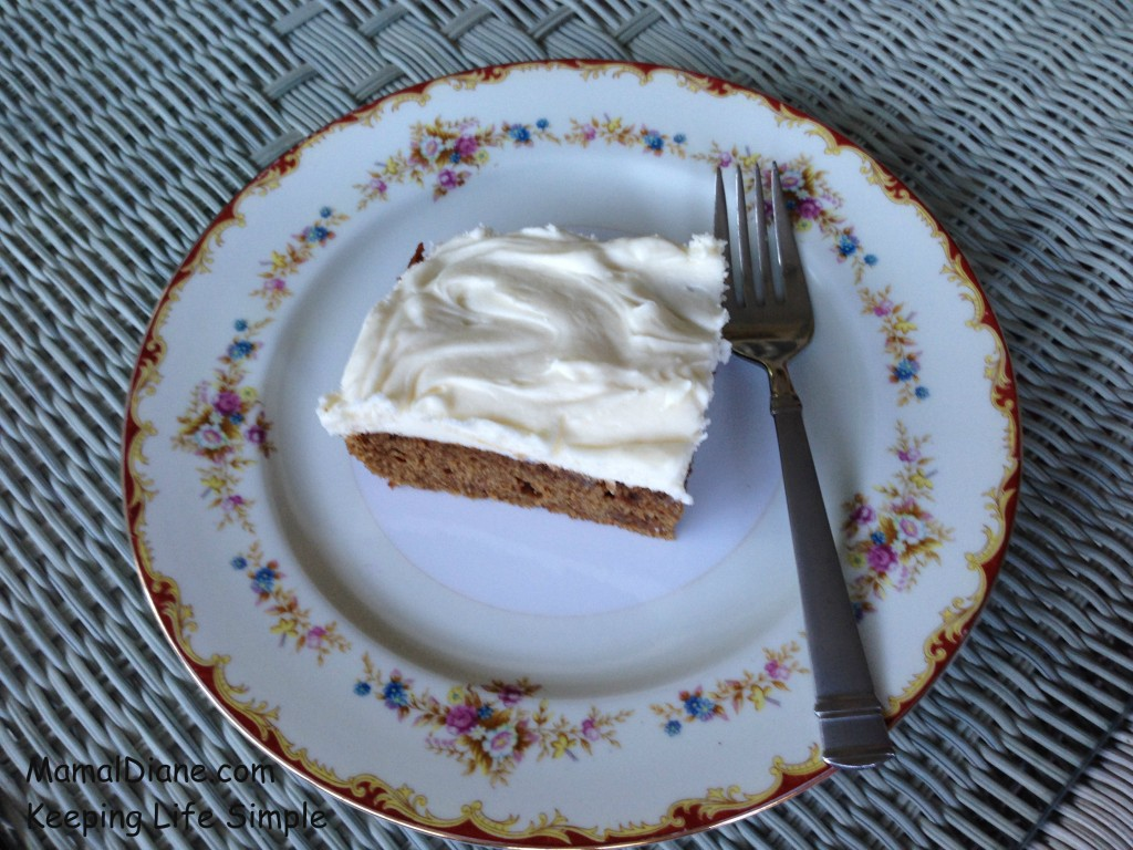 Pumpkin Bars with Cream Cheese Icing 2