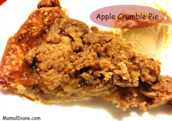 Apple Crumb Pie 041a