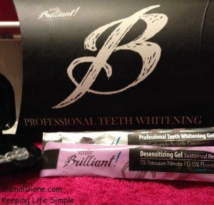 Smile Brilliant Teeth Whitening System 086