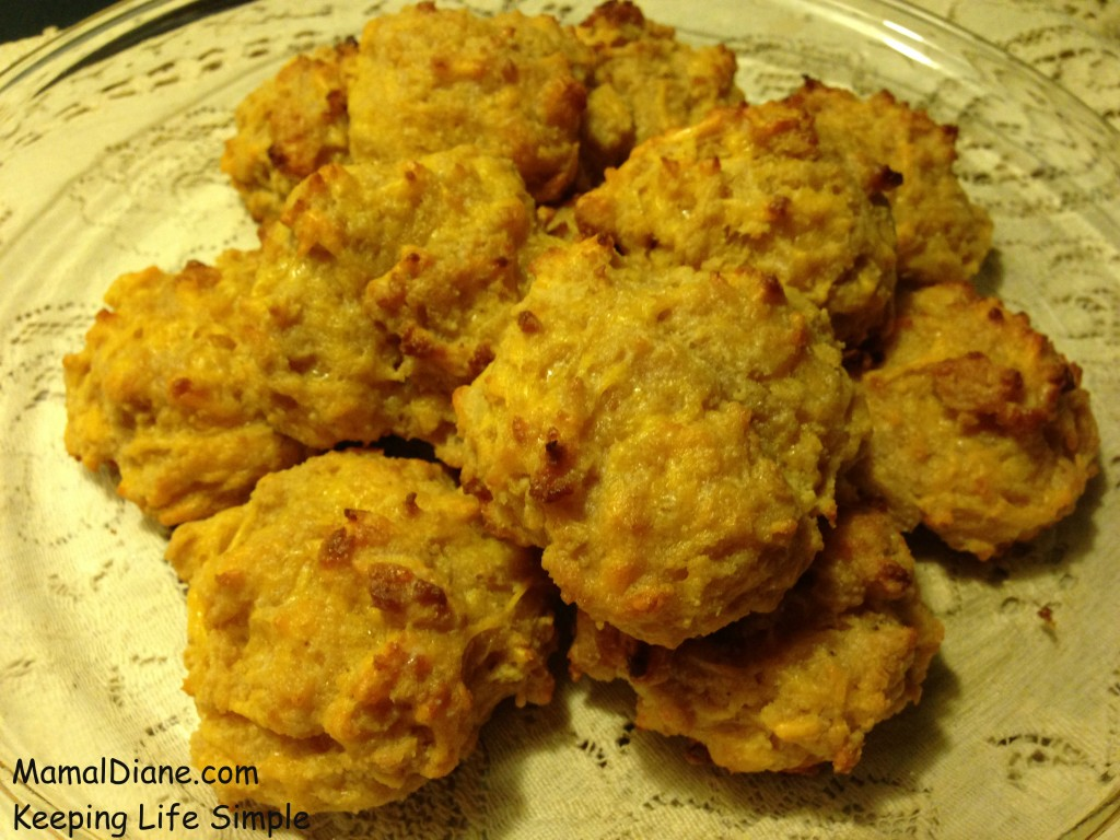 Cheddar Bay Biscuits 7