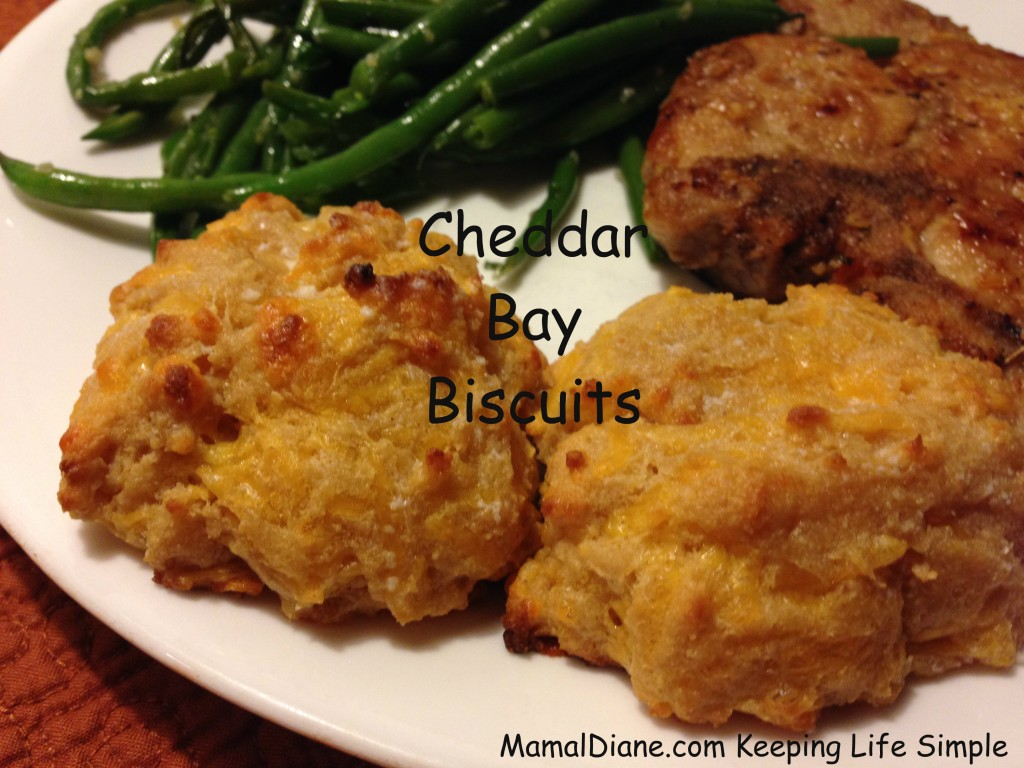 Cheddar Bay Biscuits 8
