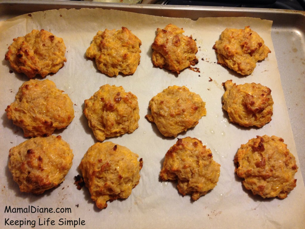 Cheddar Bay Biscuits 9