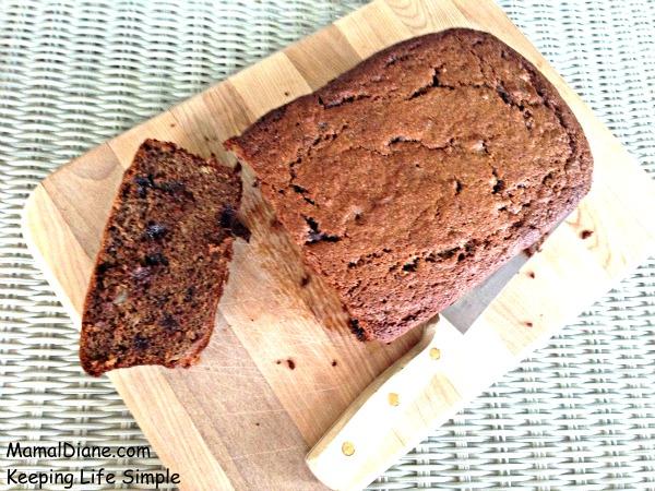 Chocolate Banana Bread 032a