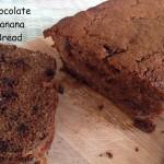 Chocolate Banana Bread 033