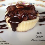 Mini Candy Cheesecakes 8