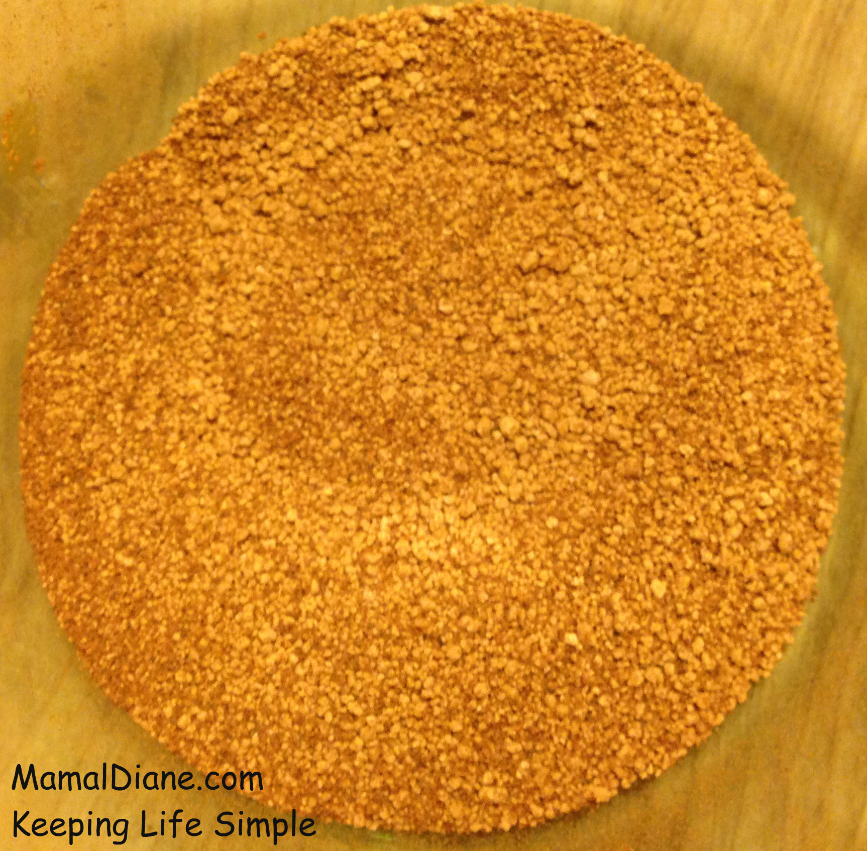 Sugar & Cinnamon Roasted Garbanzo Beans (Chickpeas) – Mamal Diane