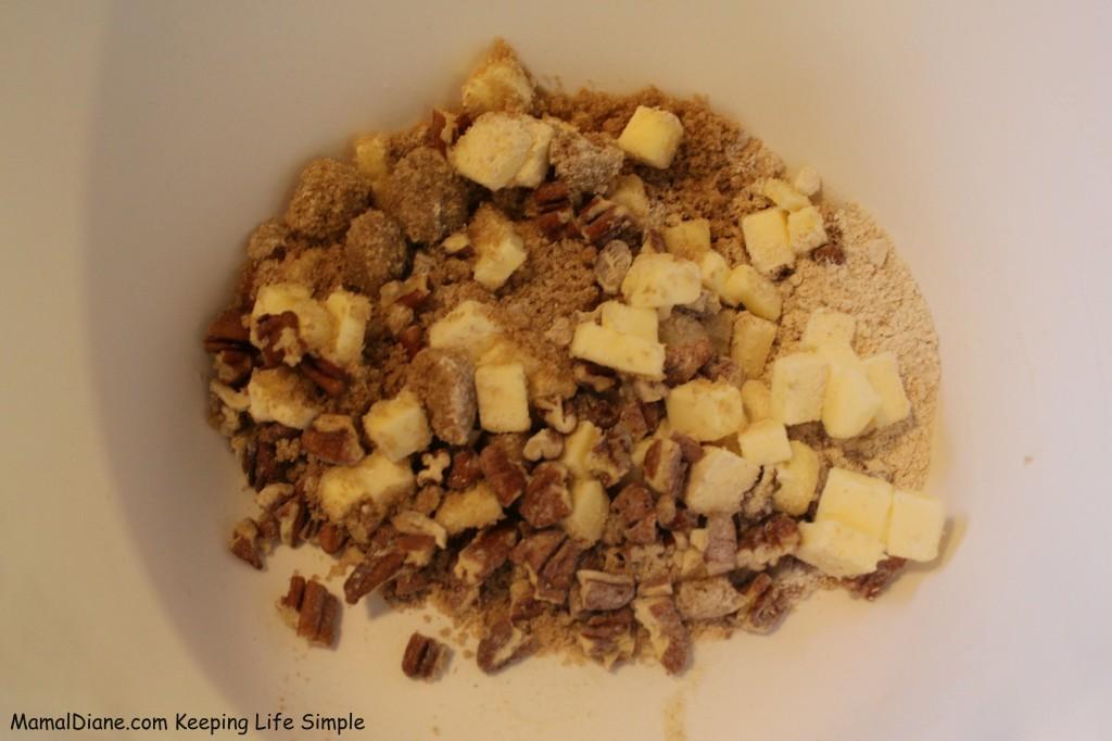 Creamy Raspberry Crunch Pie 7