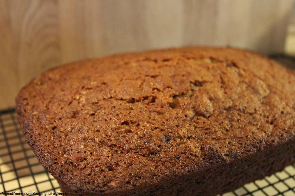Easy Banana Bread Kraft 049