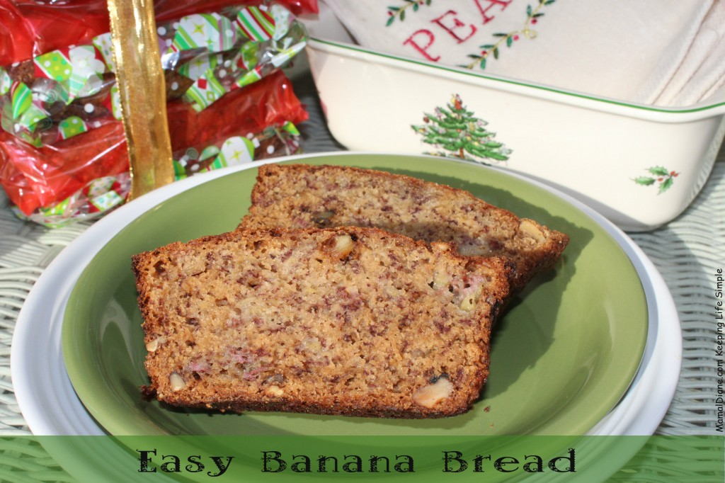 Easy Banana Bread Kraft 117