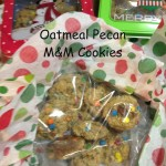 Oatmeal Pecan M&M Cookie 130