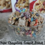 White Chocolate Cereal Snack MIx 5