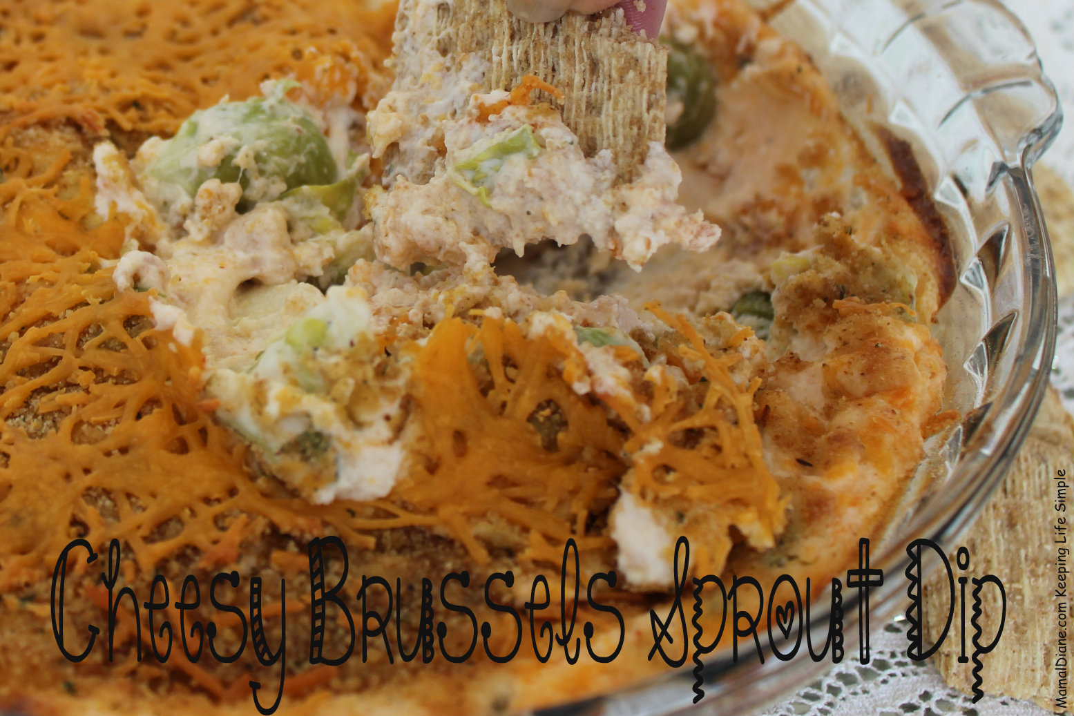Cheesy Brussel Sprout Dip 025a