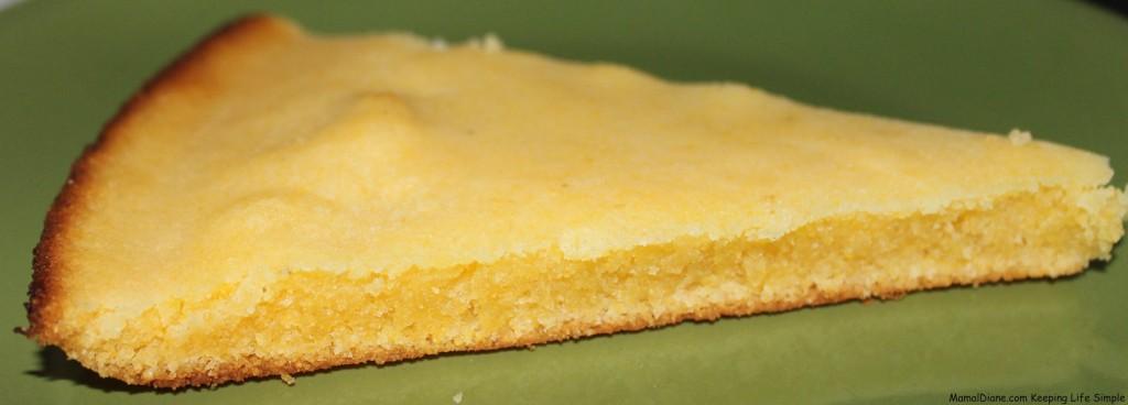 Skillet Corn Bread 038