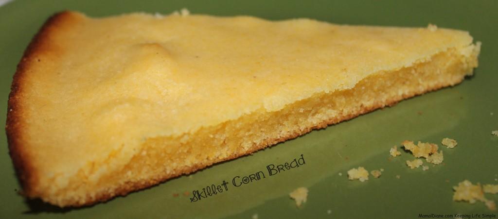 Skillet Corn Bread 057a