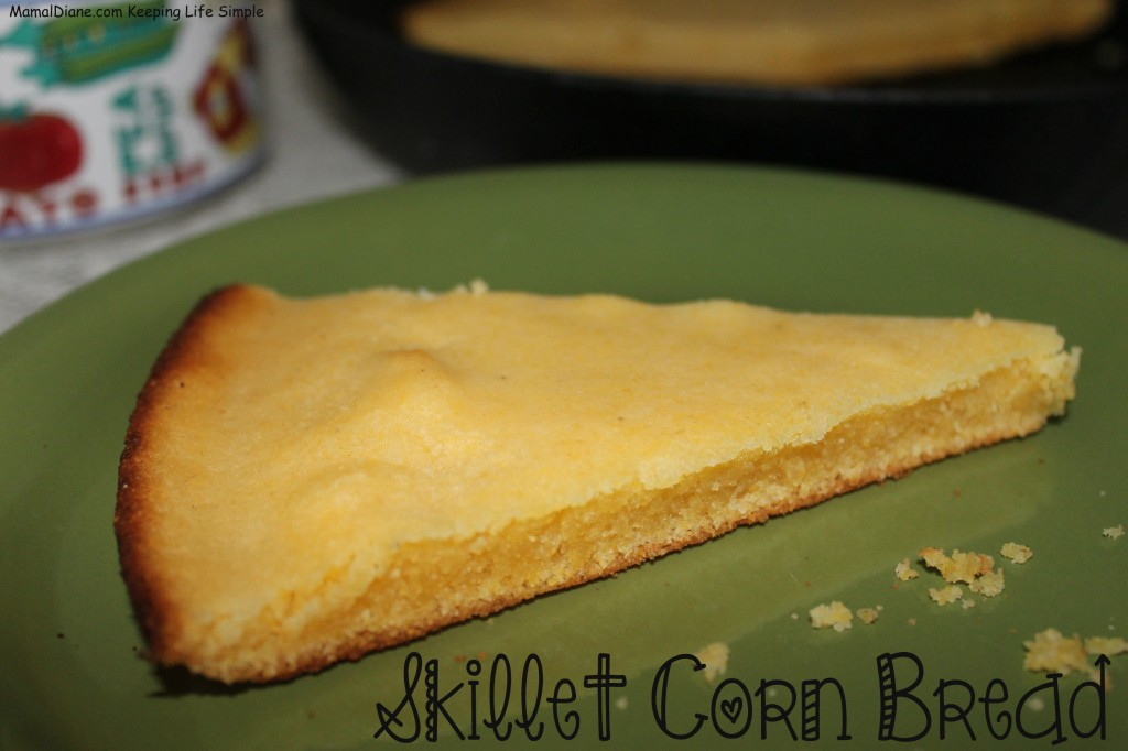 Skillet Corn Bread 057ab