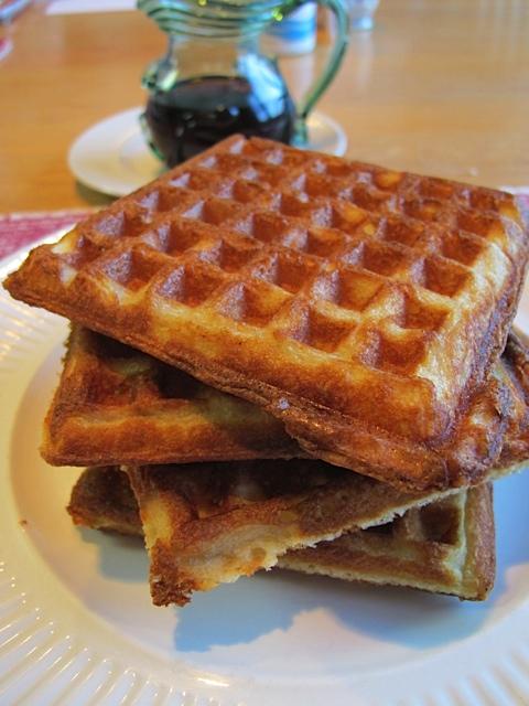 overnite waffles