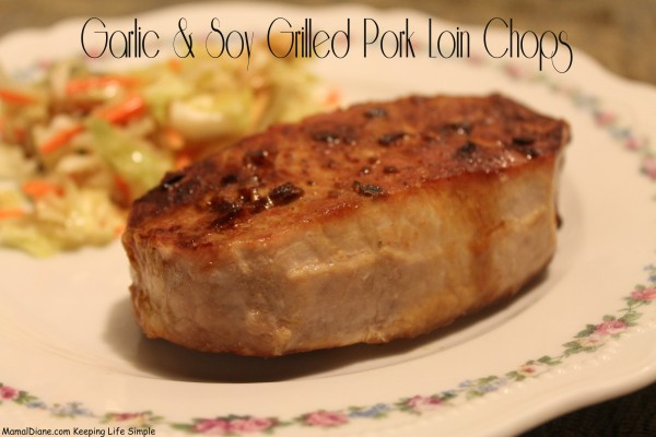 Garlic and Soy Grilled Loin Chops 037