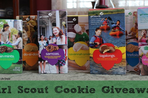 Girl Scout Cookie Giveaway 003