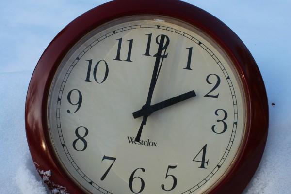 Daylight Savings Time 2