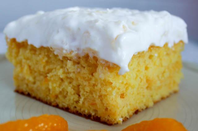 Mandarin Orange Cake 12