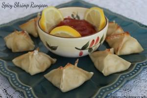 Spicy Sprimp Rangoon 087