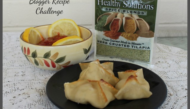 Spicy Sprimp Rangoon 128