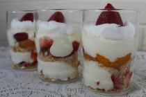 Strawberry Cheesecake Parfait 030
