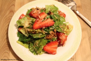 Strawberry Crunch Salad 10