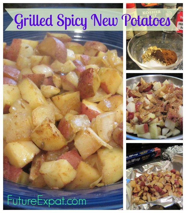 Grilled-Spicy-New-Potatoes