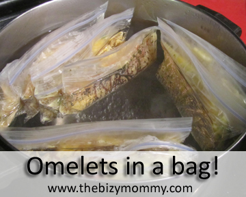 Omelets-in-a-bag